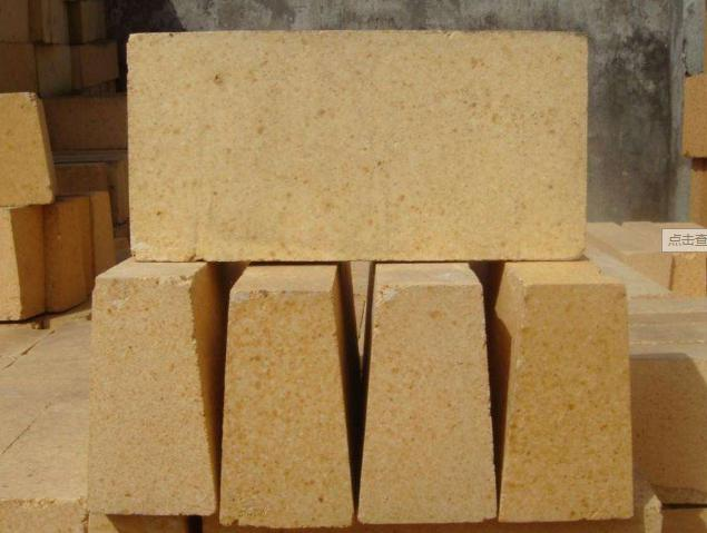 Common refractory brick uses and temperature: