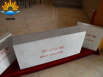 Refractory brick drying process billet crack reason