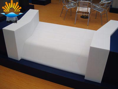 Fused Cast Alumina Block